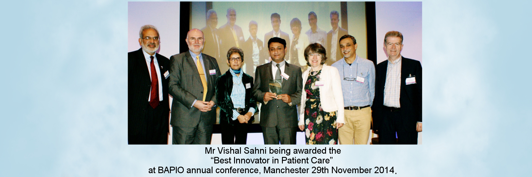 Best Innovator in Patient Care